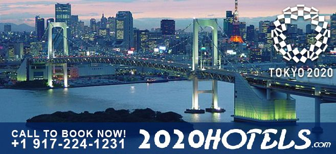 The best Tokyo 2020 Hotels only @ 2020hotels.com
